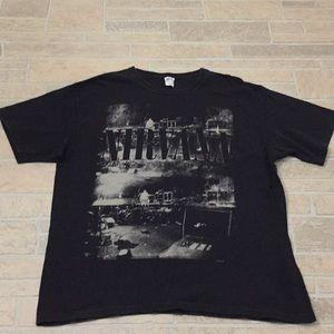 Nirvana Short Sleeve Graphic T Shirt (2009)
